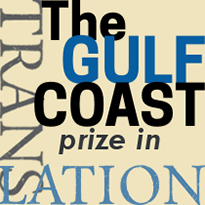 The 2017 Gulf Coast Prize in Translation