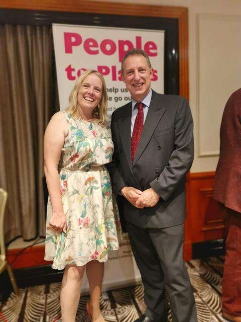 People to places celebrates 30 years