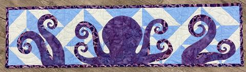 Quilter's Trek Octopus pattern