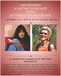 The Visionary: A Writing Workshop