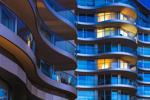 luxury london apartments