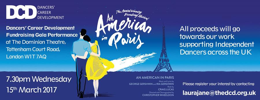 An American in Paris Gala