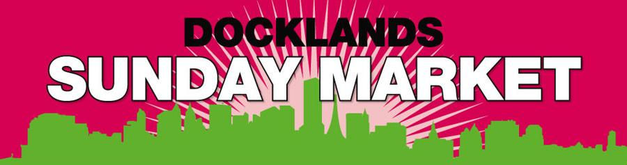 Docklands Sunday Market celebrates Melbourne Day