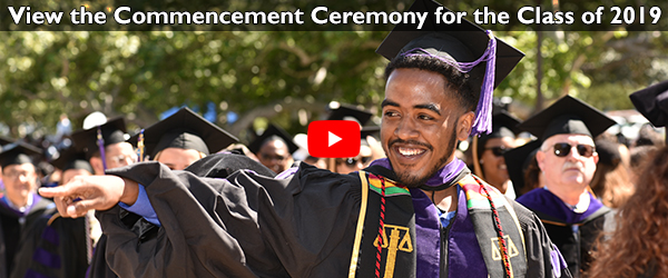 UCLA Law's 2019 commencement video