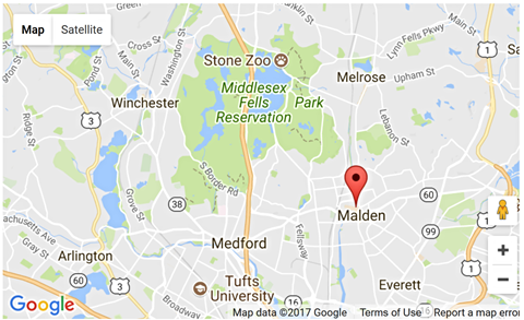 Mystic Valley Opportunity Center, 11 Dartmouth St. Suite 104, Malden MA 02148
