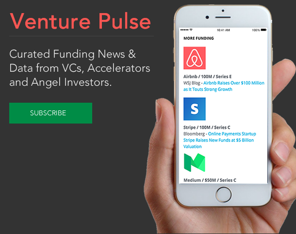Venture Pulse Sign up