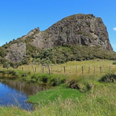 Maungaraho Rock.