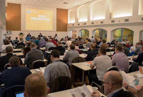 Focus on stress prevention at Prospect health and safety conference
