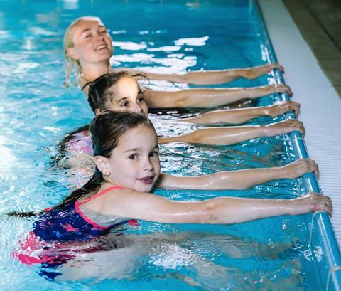 Crash Swimming Program