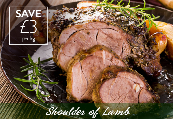 Shoulder of Lamb