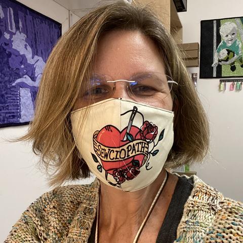 Free Face MaskPattern