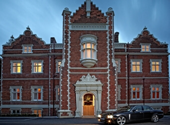 Wivenhoe House Hotel is a Luxury Country House Hotel in Colchester Essex