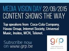GRP Media Vision Day