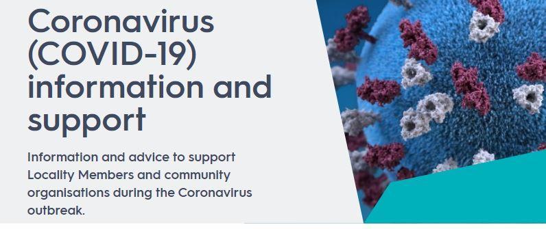 Coronavirus (COVID-19) information and support