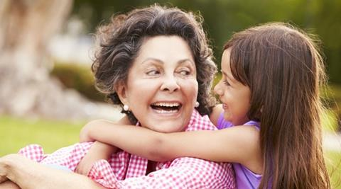 Top 10 names for grandmothers