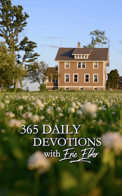 """365 Daily Devotions with Eric"" by Eric Elder"