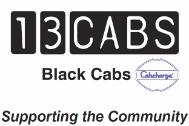 13CABS Black Cabs