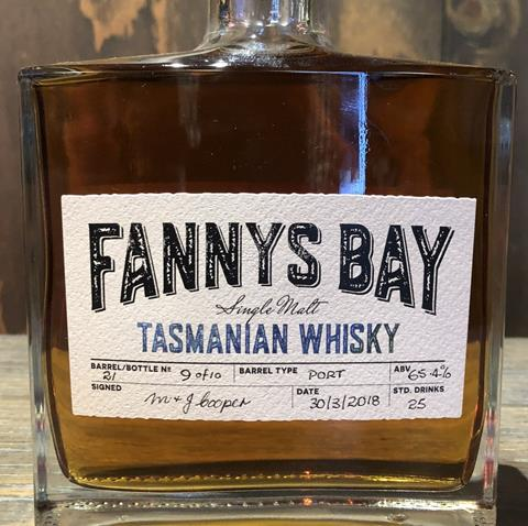 The Farm Shed offers a range of fine whiskies from regional Tasmania for tasting and sales