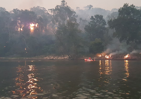 Tathra Tackles Fire Tragedy Head On