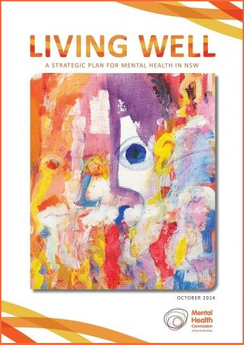 Living Well cover image