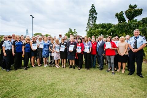 Safer Suburb Award