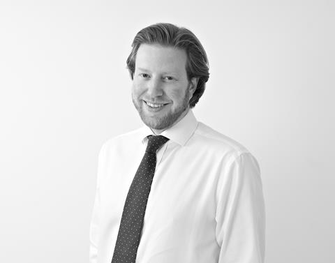 Oliver Burton, DRG Partner
