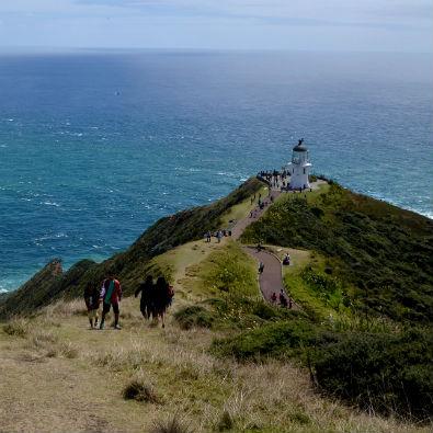 Cape Reinga Lighthouse. Photo: Nir Ketraru.
