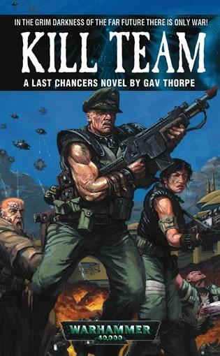 Cover of Kill Team by Gav Thorpe