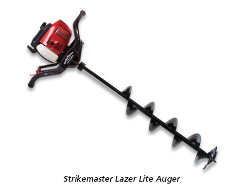 Strikemaster Lazer Lite Auger