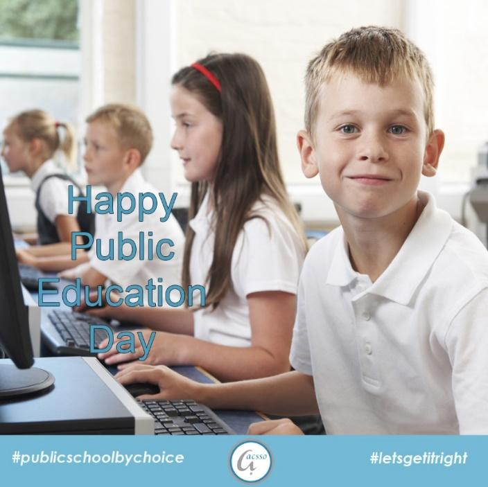 Public Education Day 2019