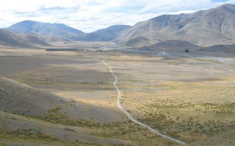 Acheron road.