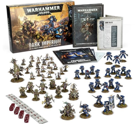 Warhammer 40k Dark Imperium Box Set