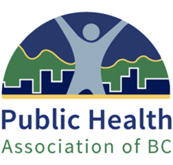 Logo for the Public Health Association of BC