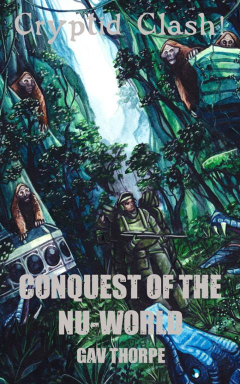 Cover of Conquest of the Nu World