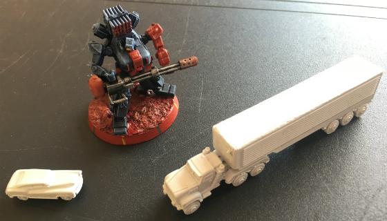 Mech & Truck