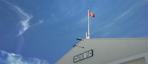 Eröffnung am Pier 17 - Swissnex San Francisco