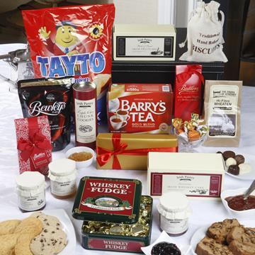 Irish Gourmet Hamper Competition Image