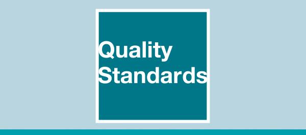 Quality Standards Logo