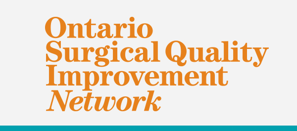 Ontario Surgical Quality Improvement Network wordmark