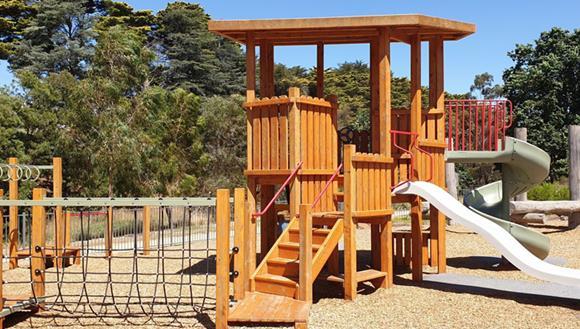 Hudson Park playground