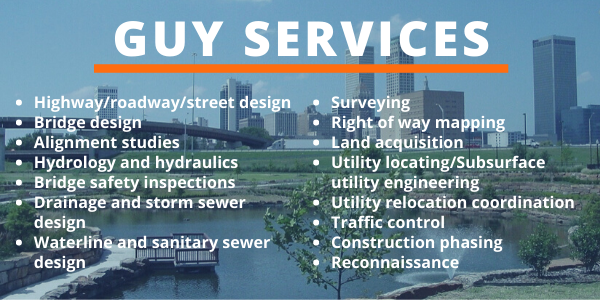 GUY's services