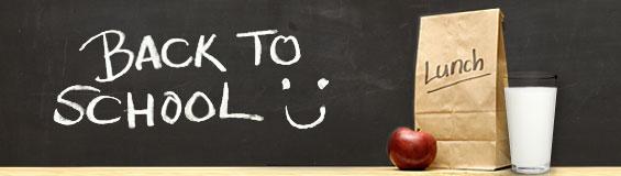 Photo of: Back to School - Chalkboard