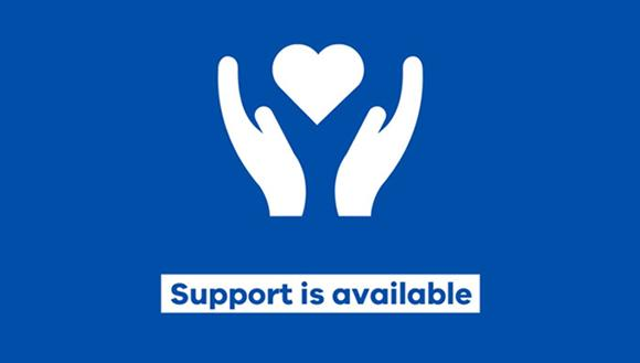 Support is available