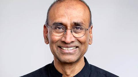 Professor Sir Venki Ramakrishnan