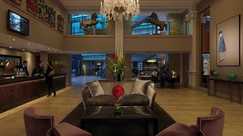 Radisson Blu Edwardian hotel, Manchester