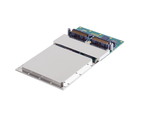 XMC Graphics & GPGPU Card with Dual ARINC 818 Video Inputs/Outputs