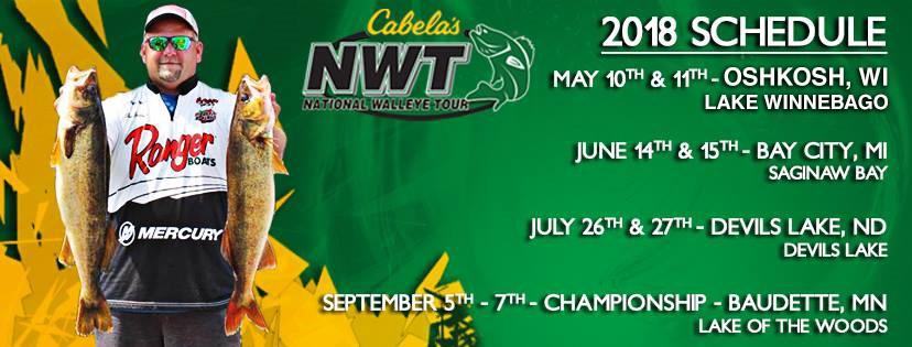 Cabela's National Walleye Tour