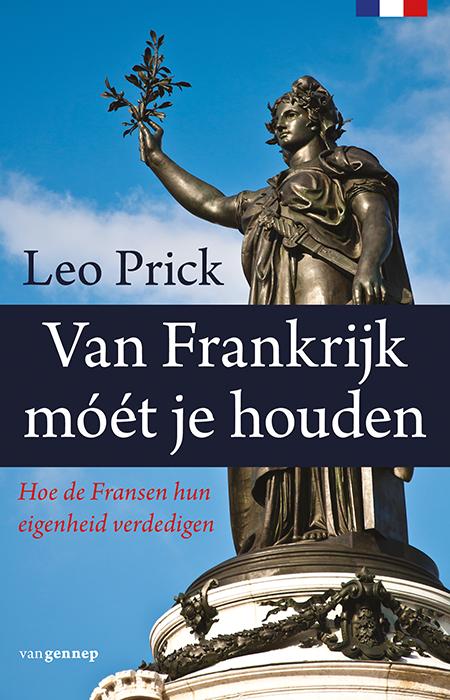 cover Van Frankrijk móét je houden | Prick
