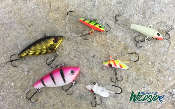 Northland First Punch Search Lures: Rippin' Shads, Puppet Minnows & Forage Minnow Dart