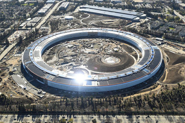 THE COOLEST FEATURES IN APPLE'S NEW CAMPUS, APPLE PARK